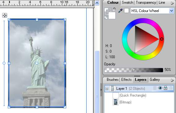 Drawplus Tutorials Ripped Photo Edges From Major Confusion Sharing The Fun With Serif Software